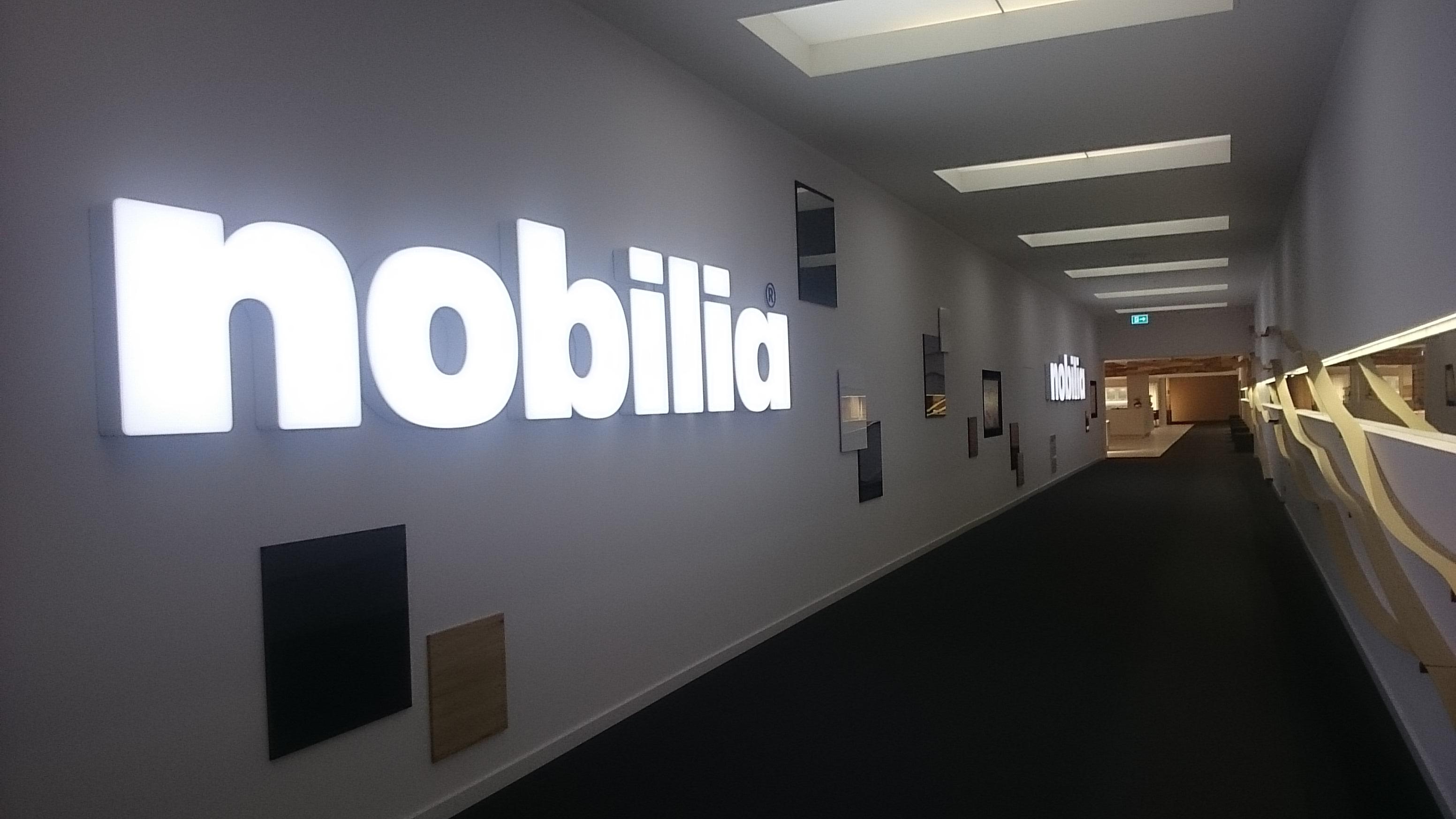 Visit Of The Nobilia Werke Misaila Interior
